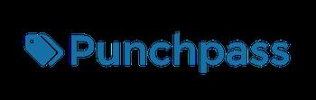 Punchpass logo blue 350wd
